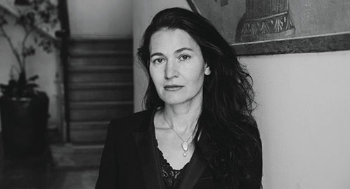 Rain Taxi Events presents Nicole Krauss on October 3—click here for tickets.